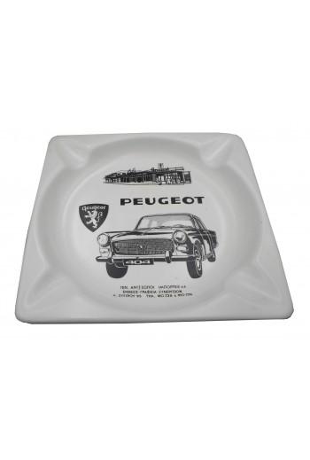 Peugeot τασάκι διαφημιστικό.