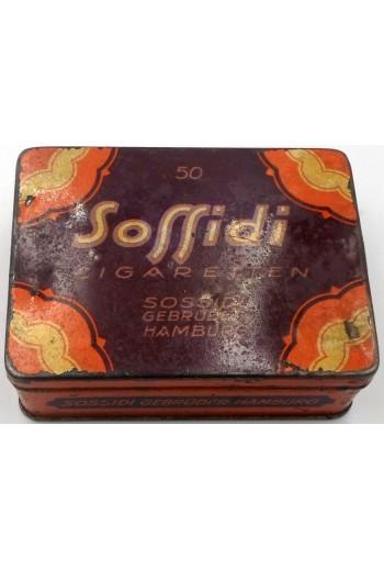 Sossidi, μεταλλικό κουτί 50...