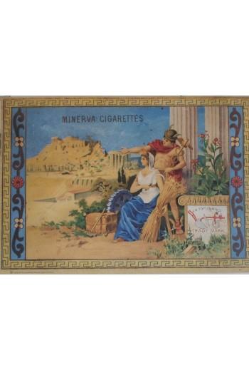 Minerva Cigarettes,...
