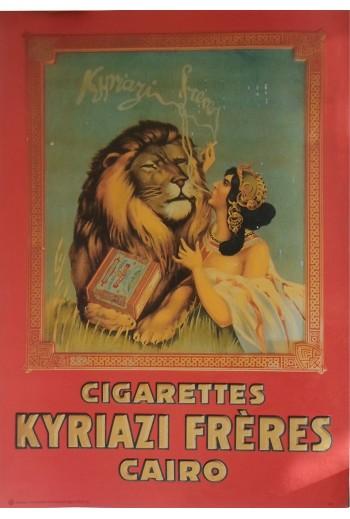 Cigarettes Kyriazi Freres...
