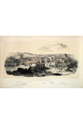 Άποψη Αθήνας, C.Lebsche.