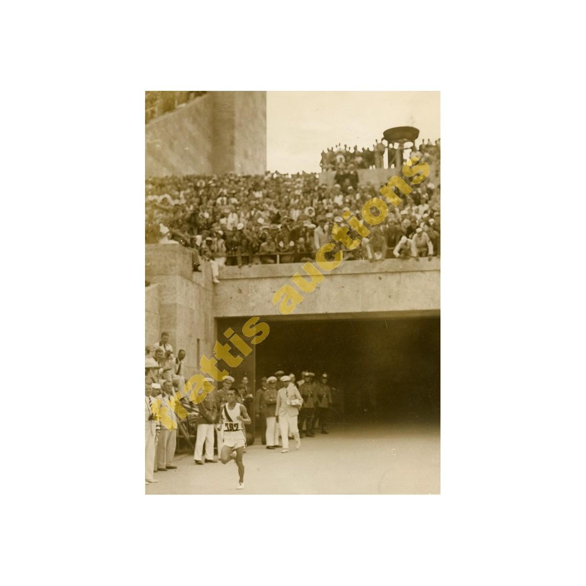 ΟΛΥΜΠΙΑΚΟΙ ΑΓΩΝΕΣ ΒΕΡΟΛΙΝΟΥ 1936