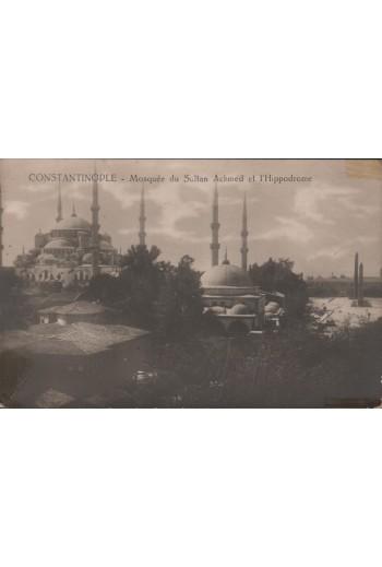 Κωνσταντινούπολη, φωτοκάρτα.