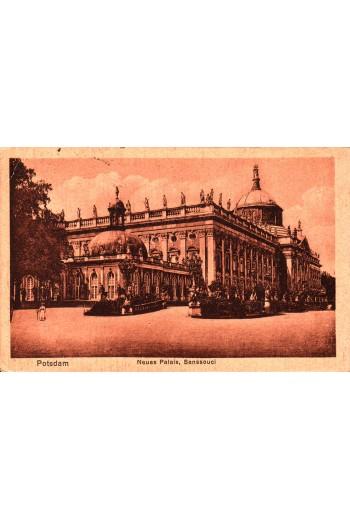Potsdam, Neues Palais,...