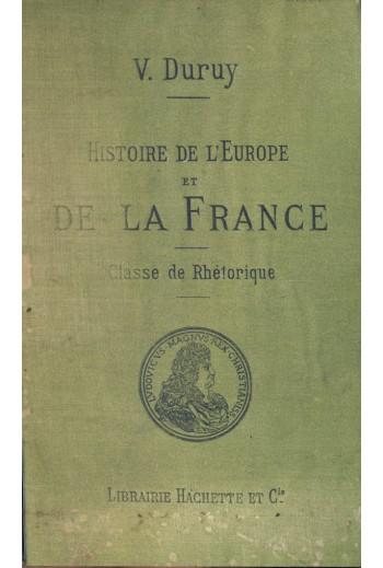 Histoire de L'Europe et de...