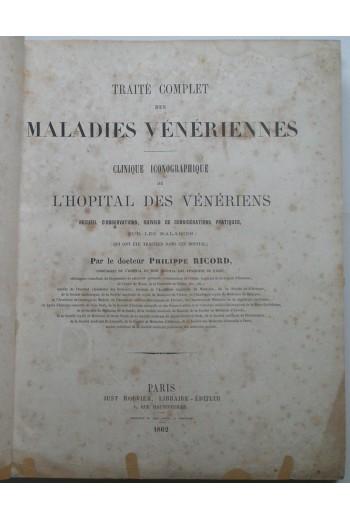 Maladies Veneriennes,...