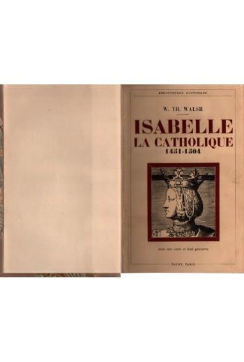 Isabelle la Catholique...