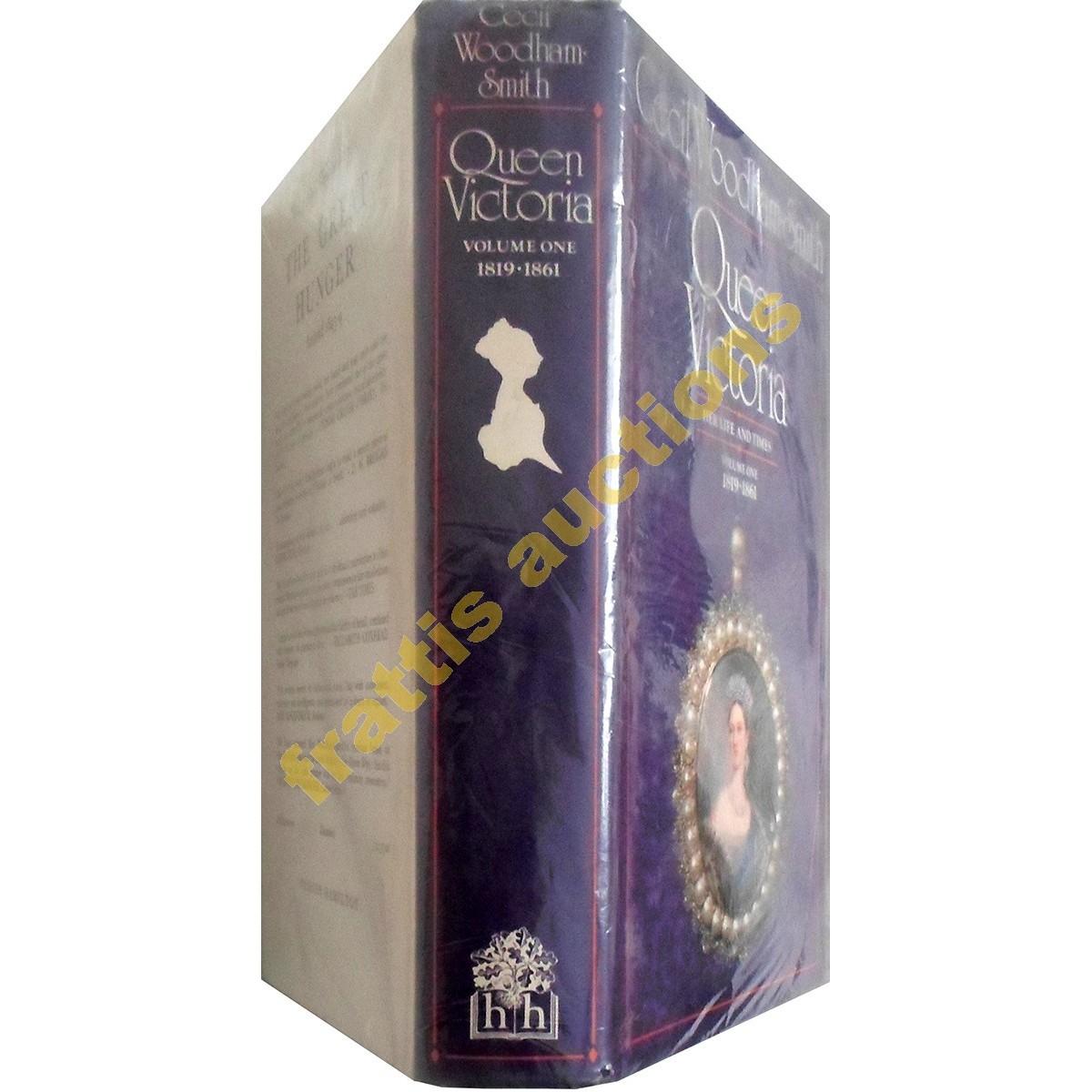 Queen Victoria,Vol I 1919-1861,Cecil Woodham-Smith,1972.