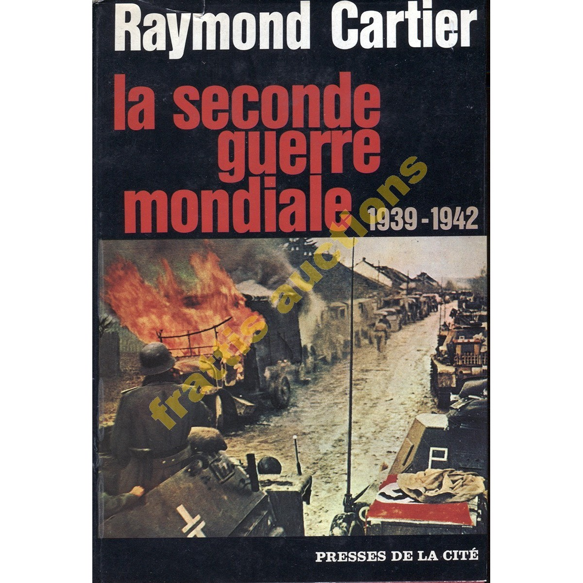CARTIER RAYMOND