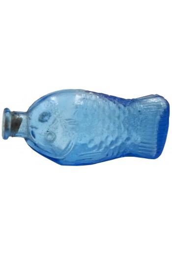Γυάλινο άδειο μπουκάλι...