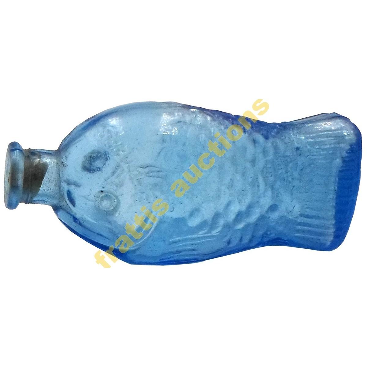 Γυάλινο άδειο μπουκάλι Fischs Bitter.