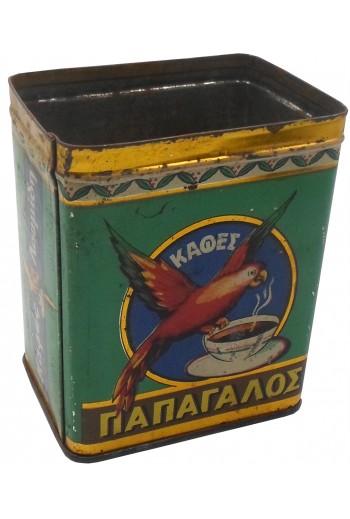 Λουμίδης, μεταλλικό κουτί.