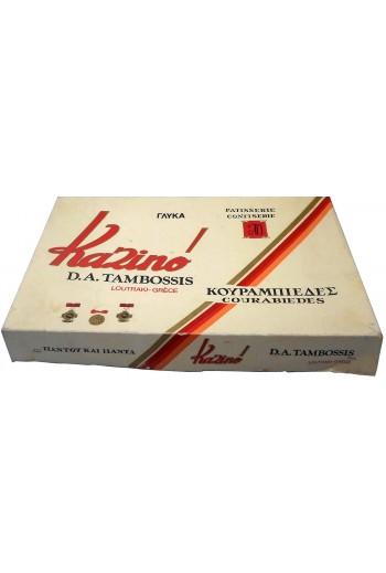 Κazino, χάρτινο κουτί.