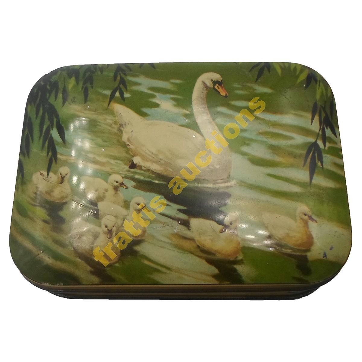 Ηarry Vincent LTD., Blue Bird Toffe, England, μεταλλικό κουτί.