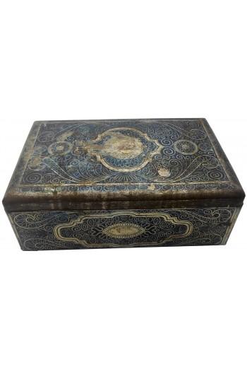 Μεταλλικό κουτί.