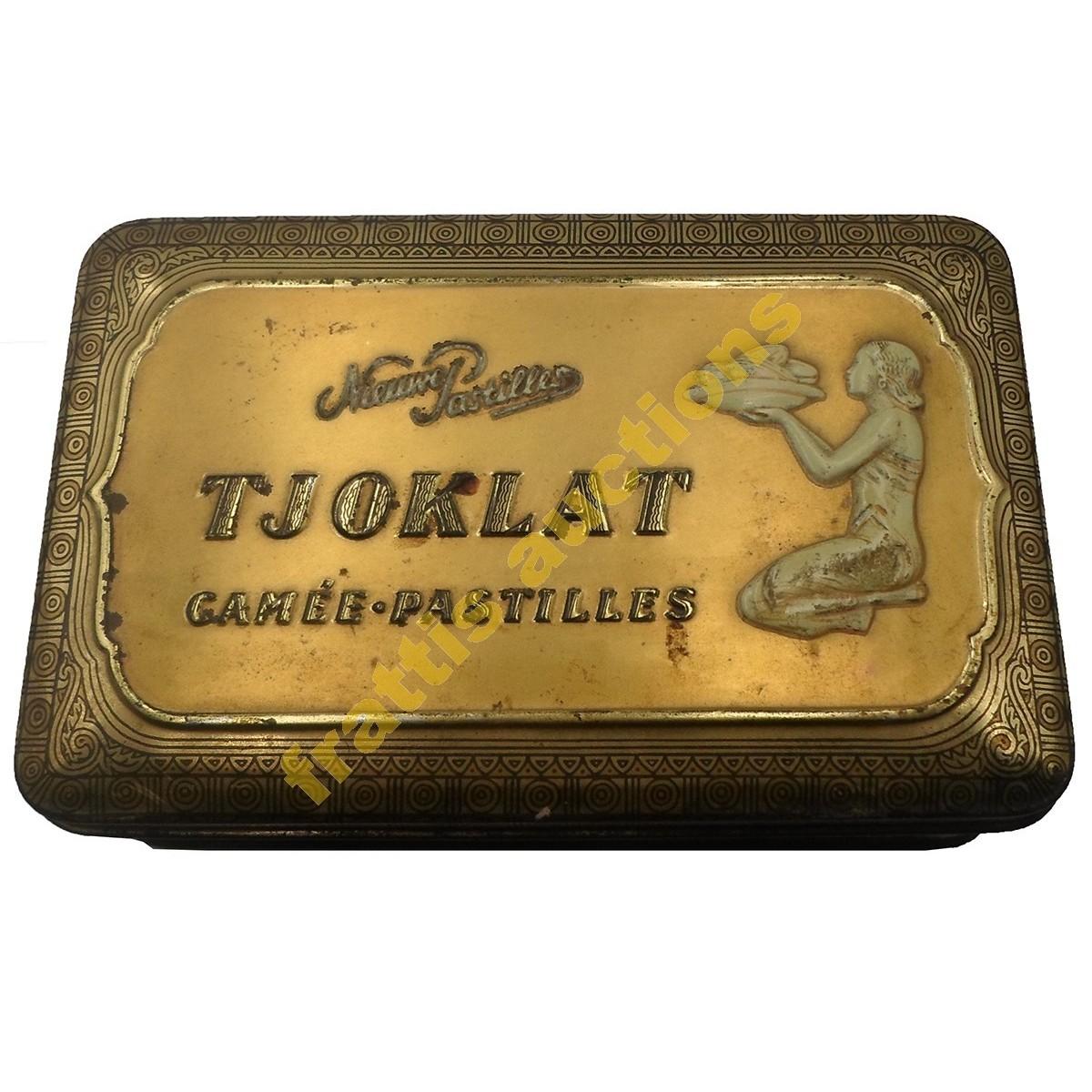Τjoklat, Camee-Pastilles, Μεταλλικό κουτί.