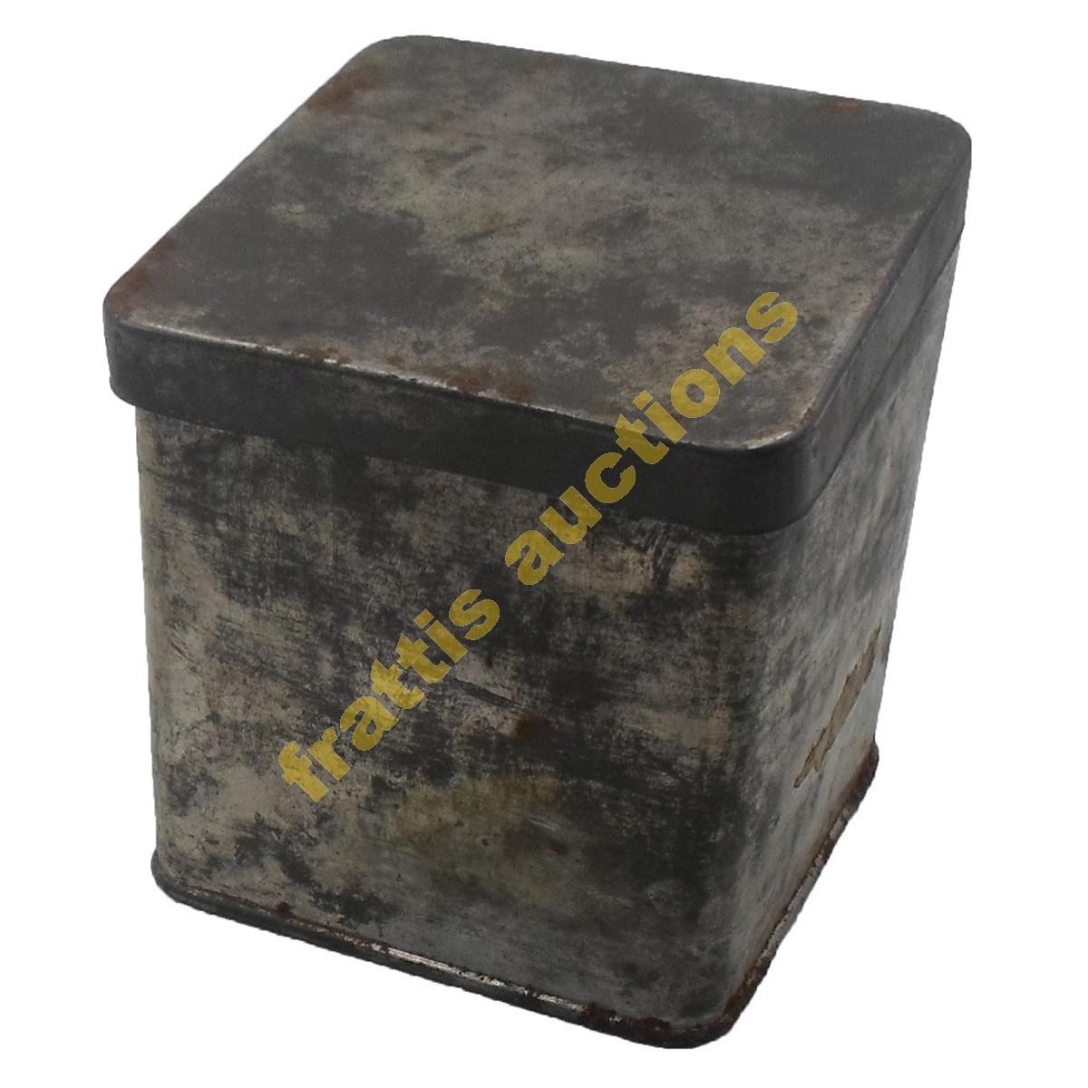 Lipton,Μεταλλικό κουτί.