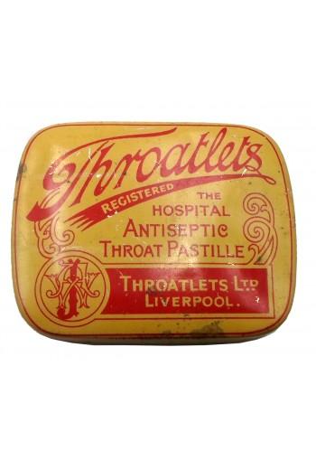 Τhroatlets LTD., μεταλλικό...