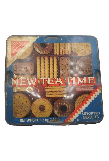 Nabisco, New tea time,...