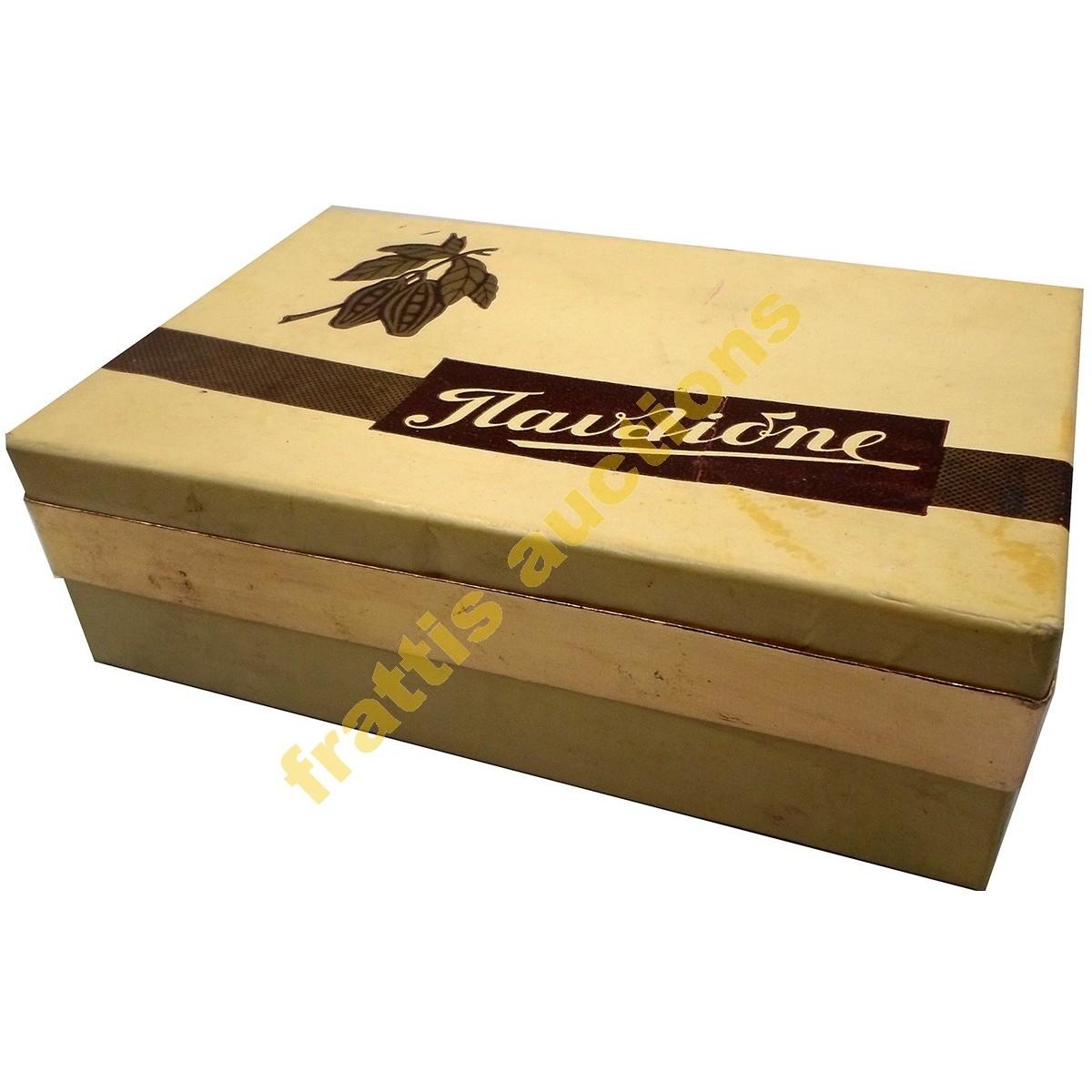 Παυλίδης, χάρτινο κουτί.