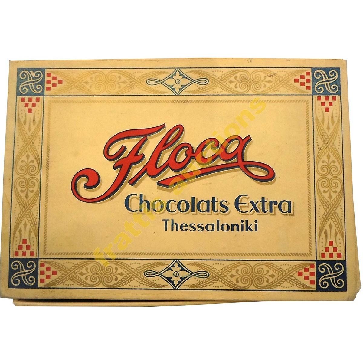 Floca, χάρτινο κουτί.