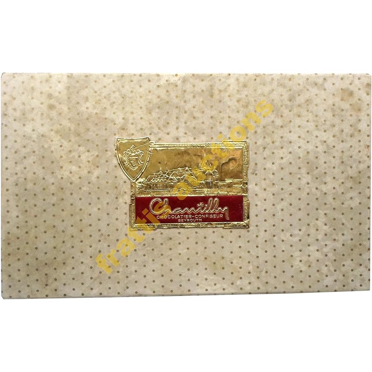 Chantilly, χάρτινο κουτί Βηρυτός.
