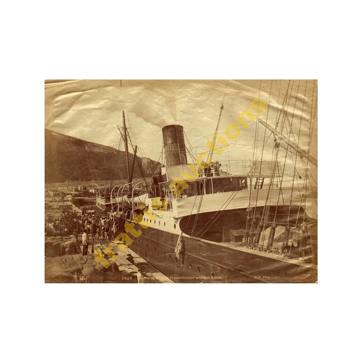 ORAN, Αλμπουμίνα Πλοίου.