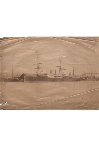Αλμπουμίνα Πλοίου.