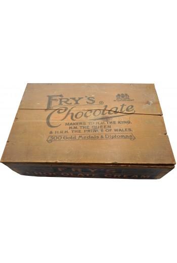 Fry's Chocolate, Ξύλινο κουτί.