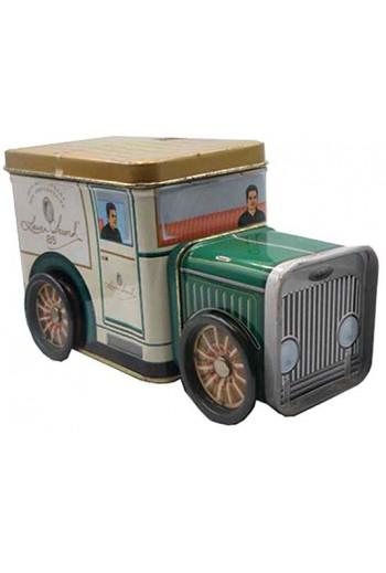Laura Secord, μεταλλικό κουτί.
